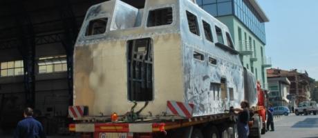 Sovrastruttura Alluminio Motovedetta Guardia Costiera